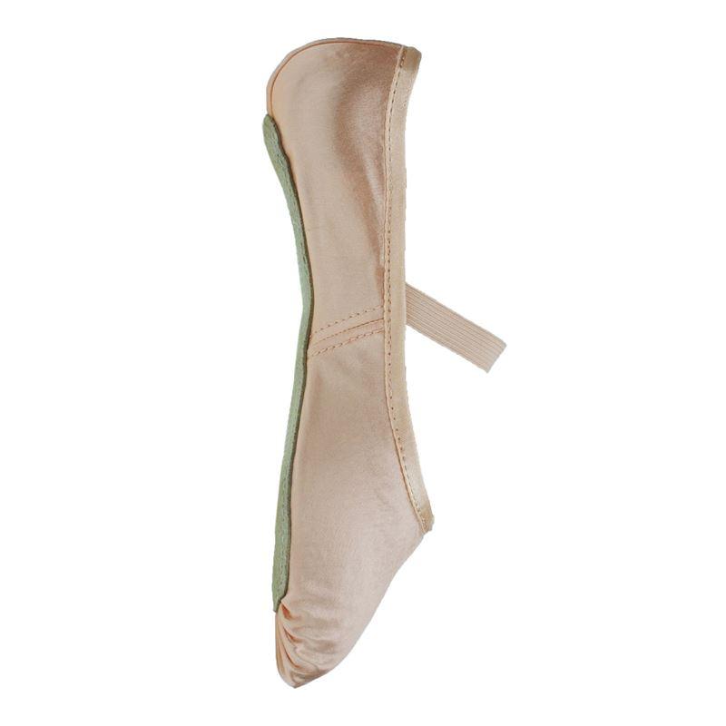 Bloch 231 Rosa Prolite Satin Ballet 13s B Fitting ZpP7ZIgE