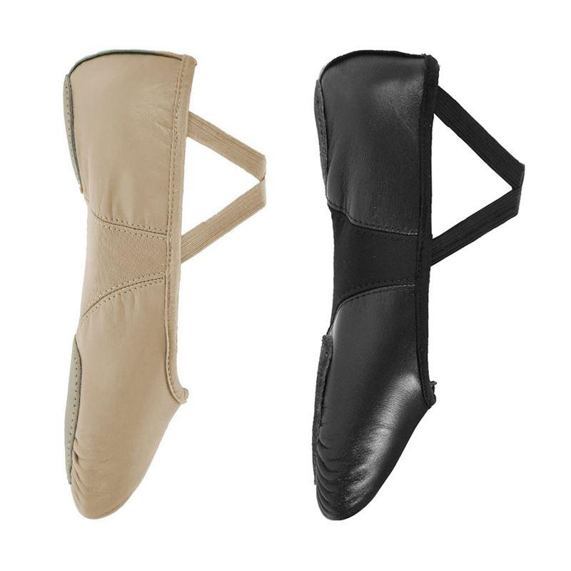 Starlite Flexi Split Sole Sole Leather Ballet Shoes