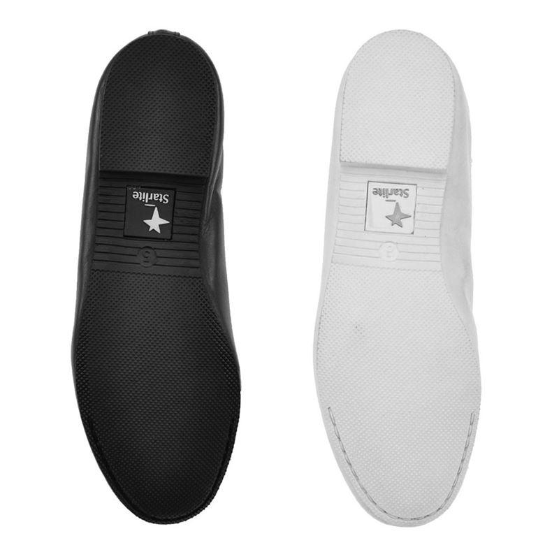 Starlite Basic Jazz Shoe, Full Rubber Sole