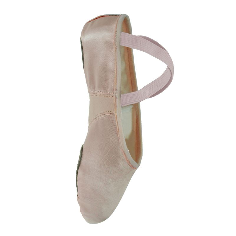 Rose Starlite Flexi Fendu Semelle Unique Chaussures De Ballet En Cuir 12 S dRvNeoFW31