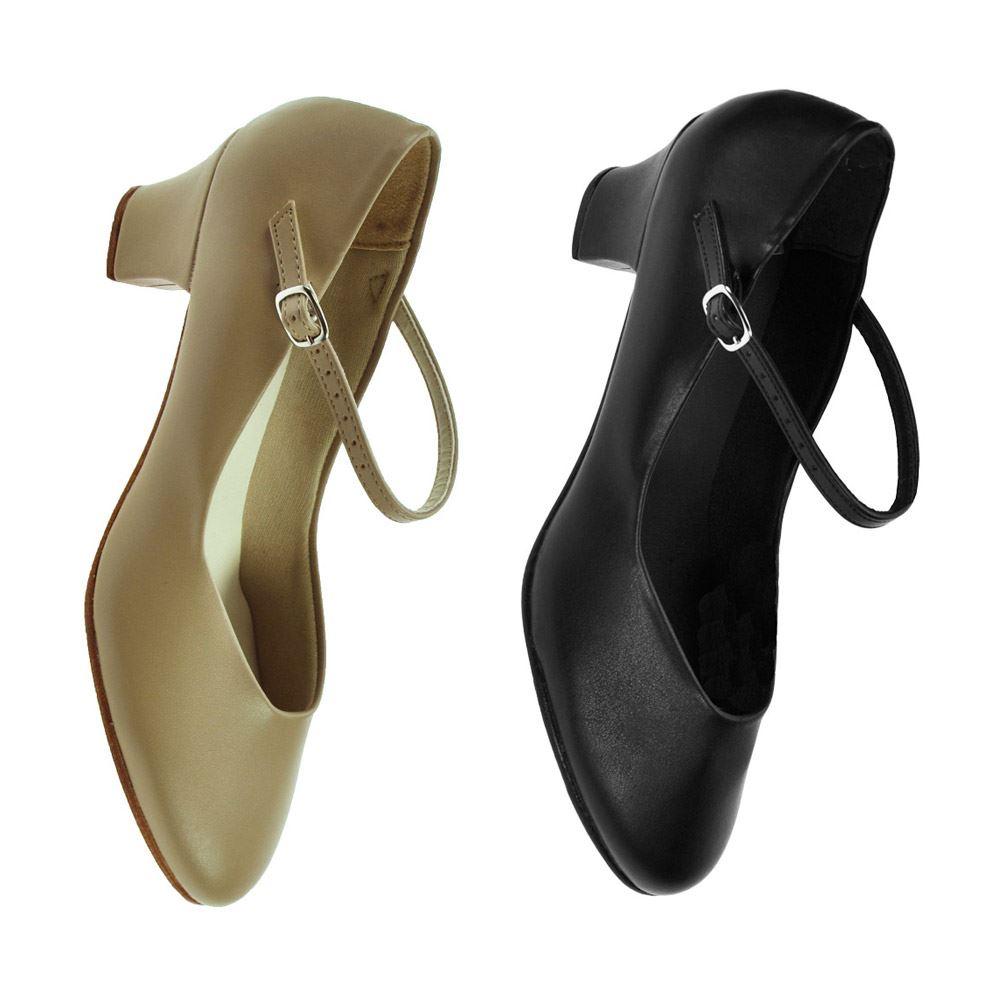 So Danca CH50 Negro Character Shoe 8 UK 11 US 8Y2tcO