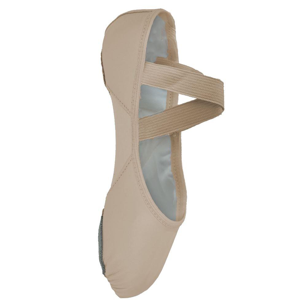 35acb80e58a Capezio 2038 Hanami Stretch Leather Ballet Shoe