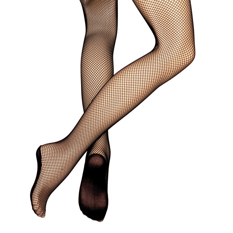 7301d5d3f642f Capezio Adult 3000 Seam Free Fishnet Dance Tights - Dancing in the ...