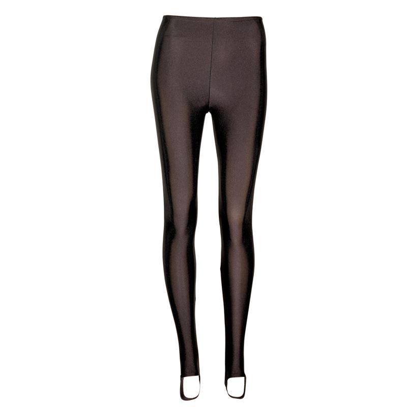 de4bb7674ce6e5 ... Dance Pants › Starlite Nylon Lycra Stirrup Tights · black. black