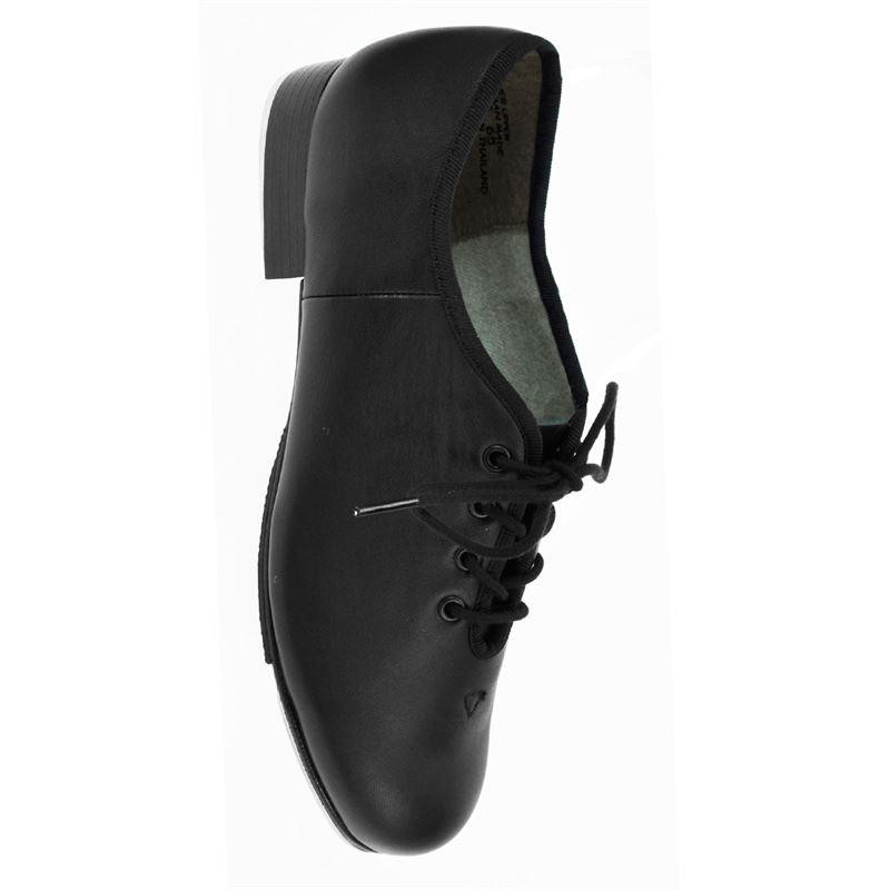 Capezio CG55 Black Oxford Tap Shoes