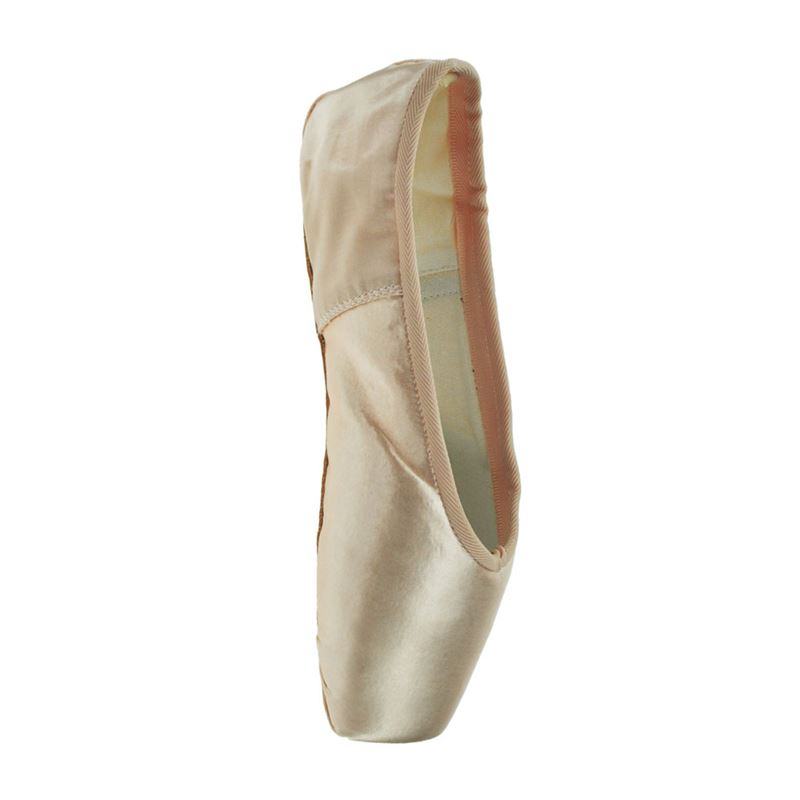 Pink Satin Grishko triumph pointe shoes all sizes and widths