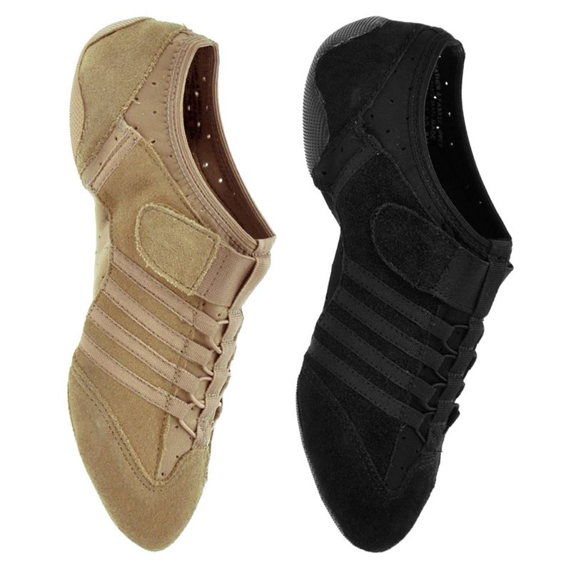Capezio Negro PP15 JAG Sneaker 6 UK 9 US IHeuVrz4G7