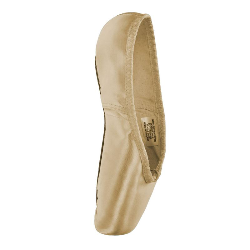 introductory pointe shoes Women's Dance Shoes Pink satin Bloch Amelie pointe shoes