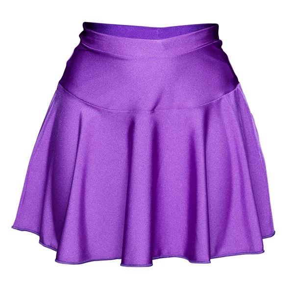 Dance Gear Mini Child/'s//Ladies Nylon Lycra Skirt